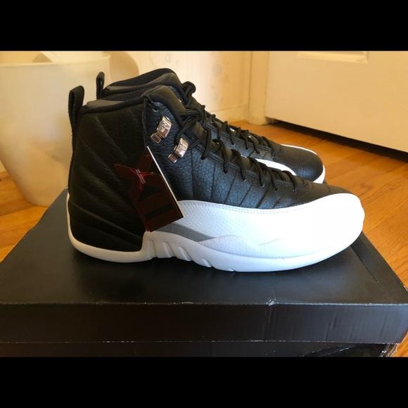 e9ad74e9c260f7 Air Jordan 12 Playoff Size 9